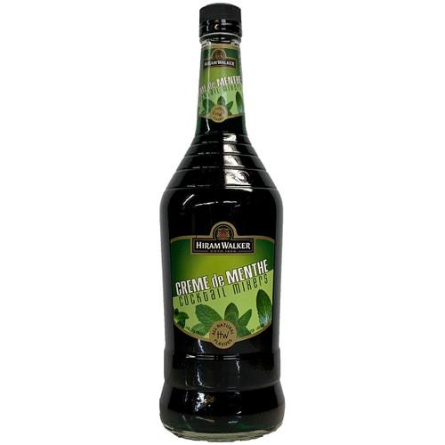 Hiram Walker Menthe Dark Liqueur