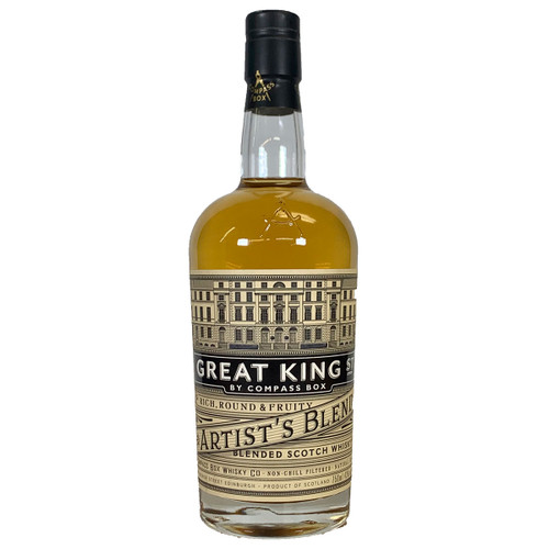 Compass Box Great King Street Artists Blend Scotch Whisky