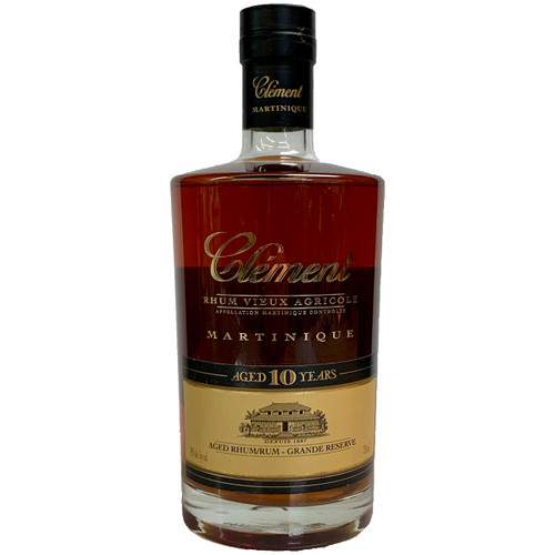 Rhum Clement 10 Year Old