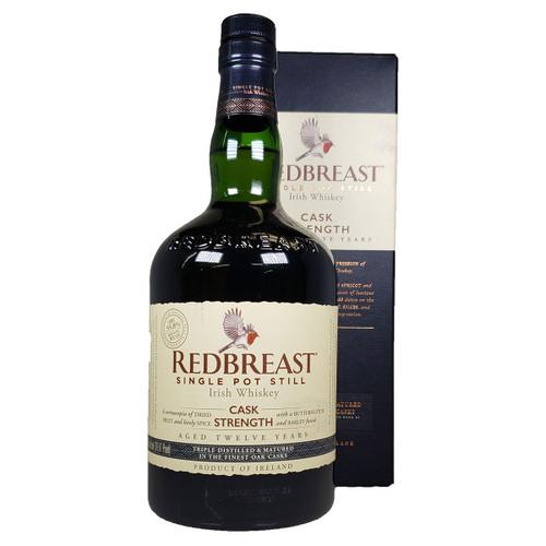 Redbreast 12 Year Cask Strength Irish Whiskey
