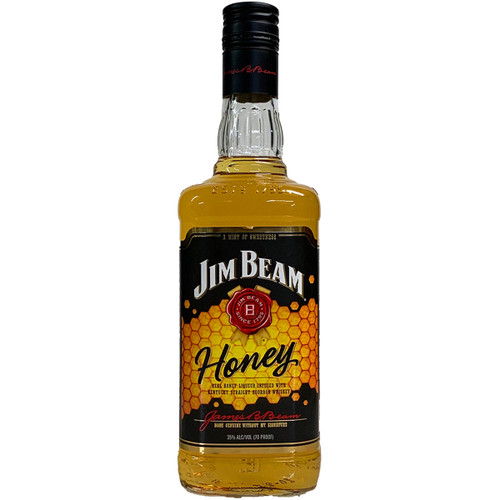 Jim Beam Honey Kentucky Straight Bourbon Whiskey