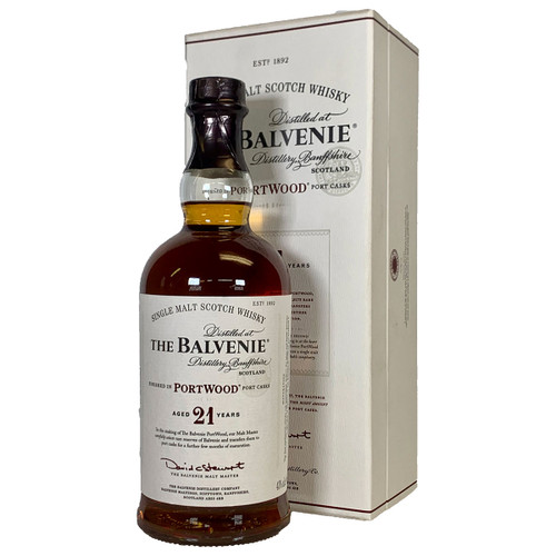 Balvenie 21 Year Portwood Scotch Whisky