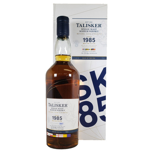Talisker 1985 Single Malt Scotch Whisky