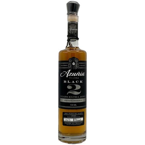Azunia 2 Year Black Anejo Tequila