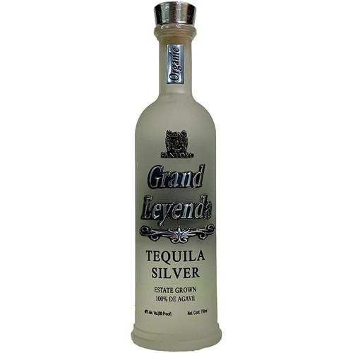 Grand Leyenda Organic Silver Tequila
