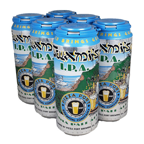 Pizza Port Swami's IPA 6-Pack Can