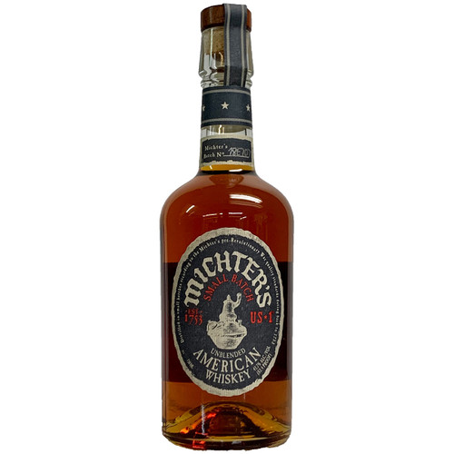 Michter's Small Batch Unblended American Whiskey