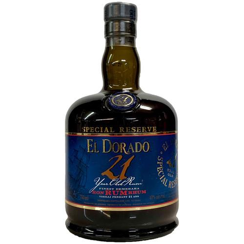 El Dorado 21 Year Rum