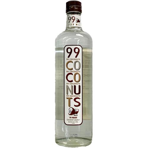 99 Coconuts Schnapps Liqueur