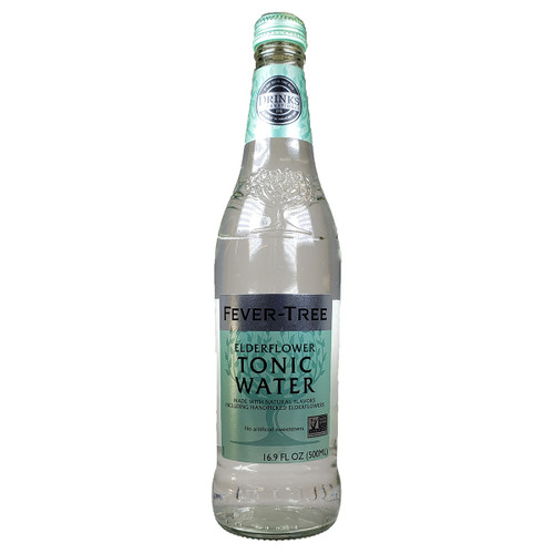 Fever Tree Mediterranean Tonic Water 4-Pack