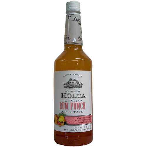 Koloa Hawaiian Rum Punch Ready-To-Drink