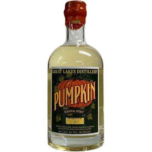 Great Lakes Distillery Pumpkin