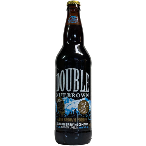 Mammoth Double Nut Brown Porter