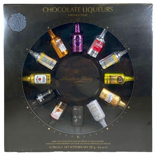 Anthon Berg Chocolate Liqueurs 12-Pack