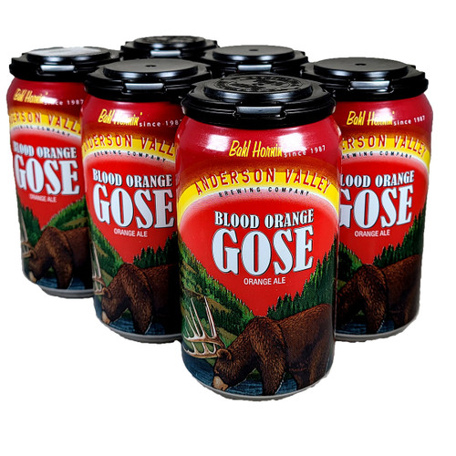 Anderson Valley Blood Orange Gose 6-Pack Can