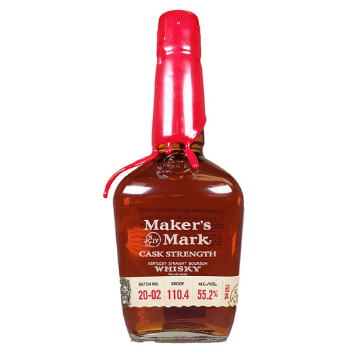 Maker's Mark Cask Strength Bourbon Whisky