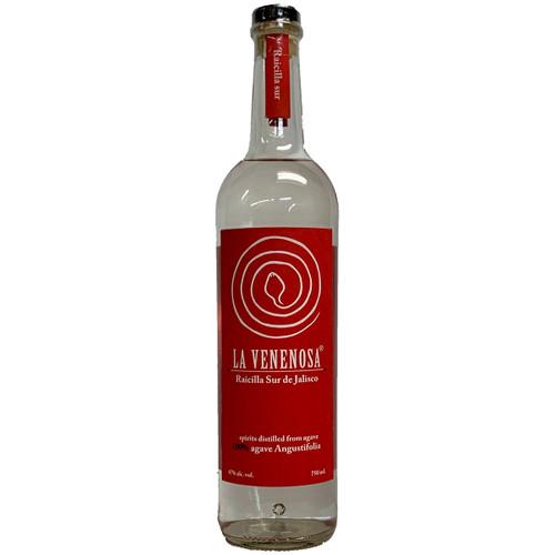 La Venenosa Raicilla Sierra de Jalisco Red Label