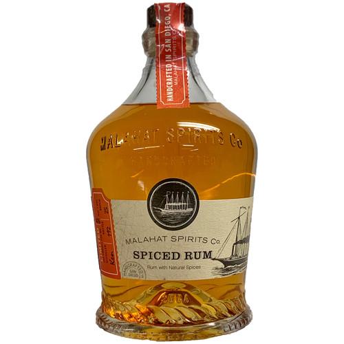 Malahat Spirits Spiced Rum