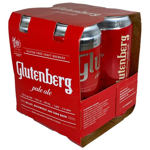Glutenberg Gluten Free American Pale Ale 4-Pack Can