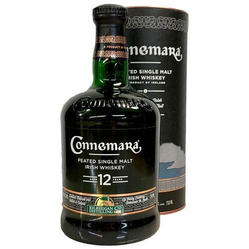 Connemara 12 Year Peated Single Malt