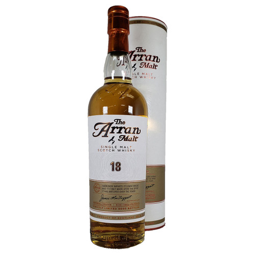 The Arran Malt 18 Year Old Scotch Whisky
