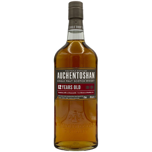 Auchentoshan 12 Year Scotch Whisky