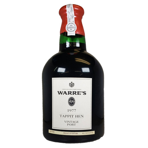 Warre's 1977 Vintage Porto Tappit Hen 2.1L