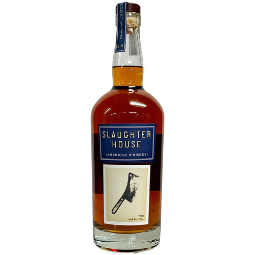 Splinter Group Slaughter House 9 Year Corn Whiskey