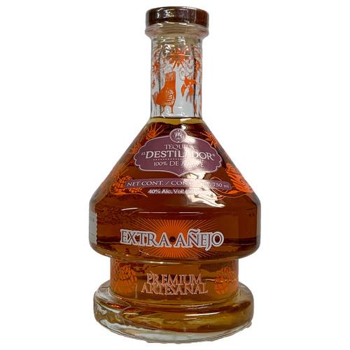 El Destilador Extra Anejo Tequila
