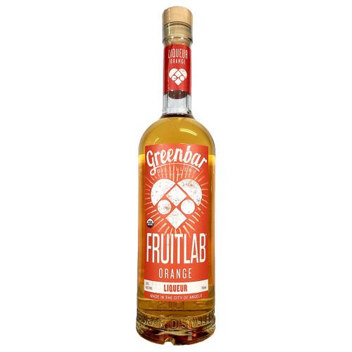 Greenbar FRUITLAB Orange Liqueur