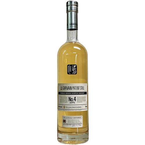 Girvan Patent Still Number 4 Apps Single Grain Scotch Whisky