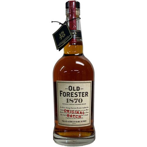 Old Forester 1870 Original Batch Kentucky Bourbon