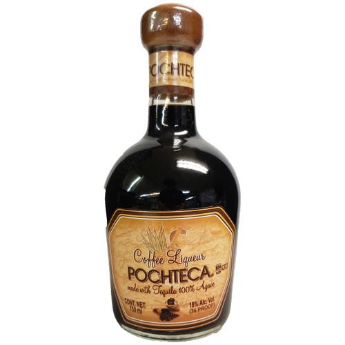 Pochteca Coffee Agave Liqueur