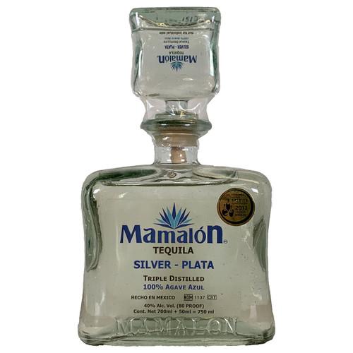 Mamalon Silver Tequila