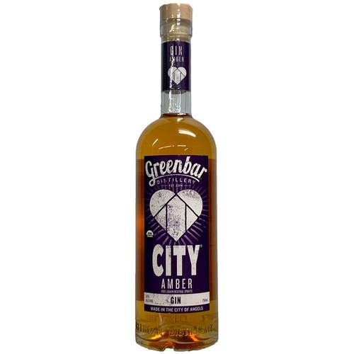 City Amber Gin