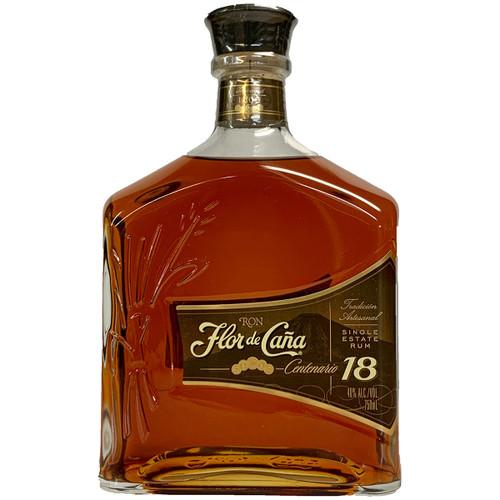 Flor de Cana 18 Year Centenario Gold Rum