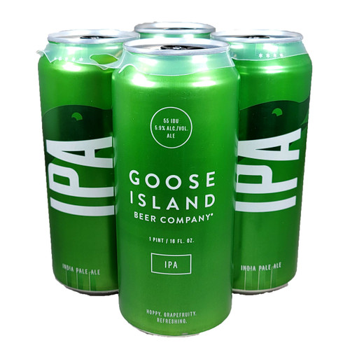 Goose Island IPA 4-Pack Can
