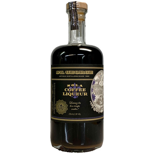 St George NOLA Coffee Liqueur