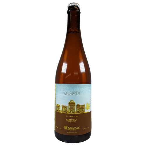 Perennial / Commons Brewery Meriwether Saison