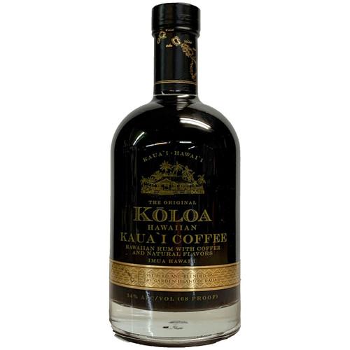 Koloa Kauai Coffee Rum