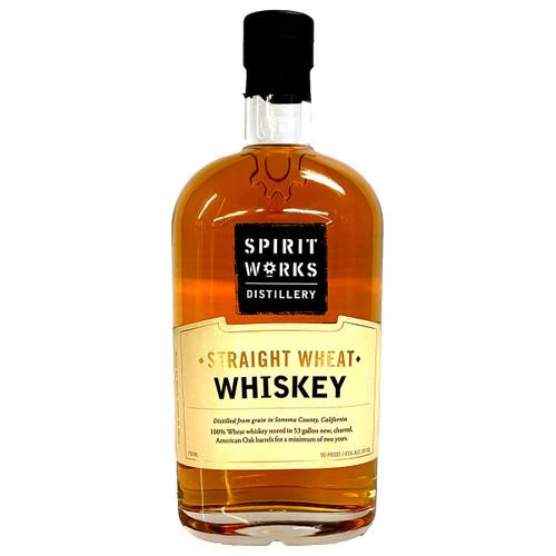 Spirit Works Straight Wheat Whiskey