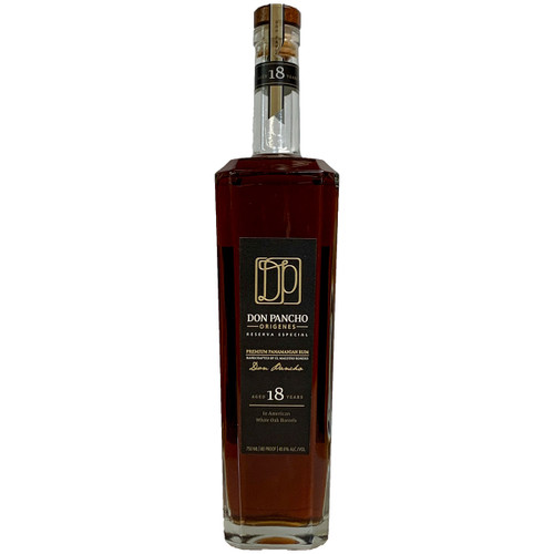 Don Pancho Origenes 18 Year Old Rum