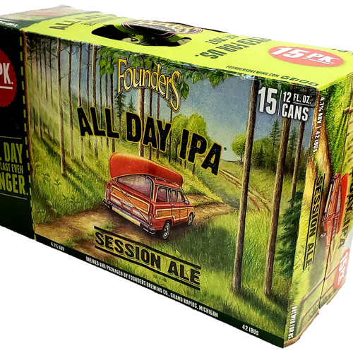 Founders All Day IPA 15-Pack Can