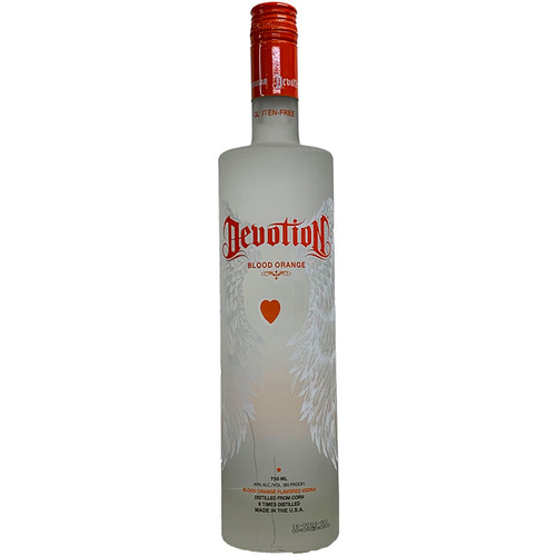 Devotion Vodka Blood Orange