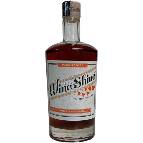Wine Shine Burned Orange Brandy