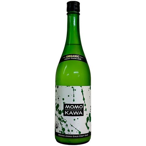 Momokawa Organic Creamy Nigori Junmai Ginjo Sake