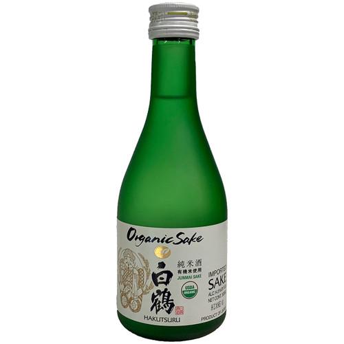 Hakutsuru Organic Sake 300ML