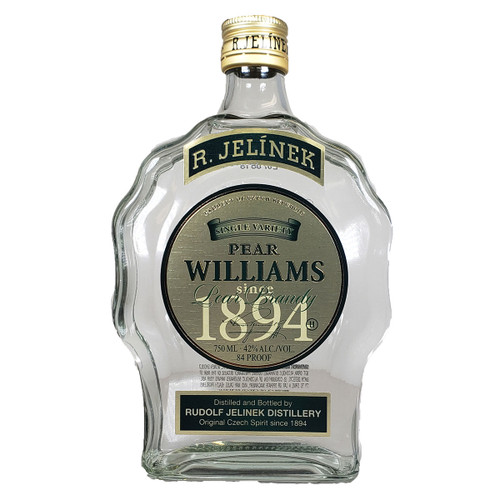 R. Jelinek Pear Williams Kosher Brandy