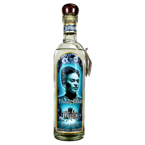 Frida Kahlo Silver Tequila