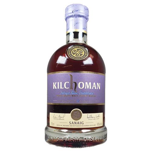 Kilchoman Sanaig Islay Scotch Whisky